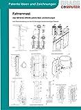 Fahnenmast, über 580 Seiten (DIN A4) patente Ideen und Zeichnungen