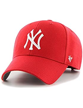 Unbekannt '47Cap MLB New York Yankees MVP, Red, One Size, B de mvp17wbv de RD