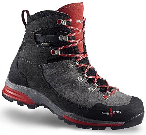 Kayland Shoes man Titan Rock GTX Gray-Red Gray-Red