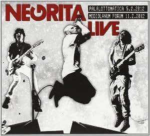 Negrita Live (CD + DVD)