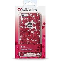 """Cellularline 37897 4.7"""" Funda Rosa, Color blanco - Fundas para teléfonos móviles (Funda, Apple, iPhone 6, iPhone 6S, 11,9 cm (4.7""""), Rosa, Blanco)"""
