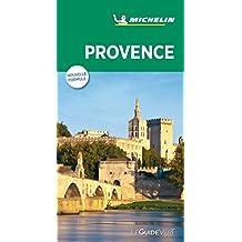 Michelin Le Guide Vert Provence (MICHELIN Grüne Reiseführer)