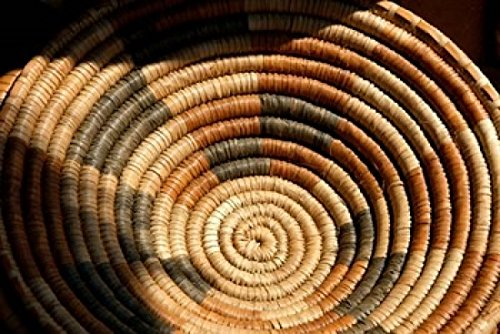 The Poster Corp Jim Engelbrecht/DanitaDelimont - South Africa Kwazulu Natal Zulu Baskets Market Photo Print (60,96 x 38,10 cm)