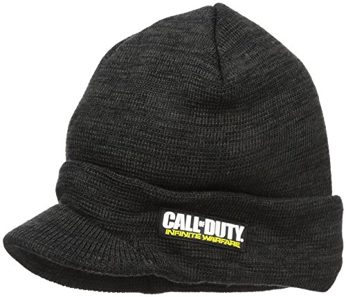 Bioworld Herren Beanie Call of Duty Infinite Warfare - Schwarz - Einheitsgröße (Beanie Call Of Duty)