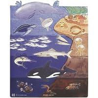 Book Plus Ocean Habitat - Modelo de espuma, 25,4 x 35,5 cm