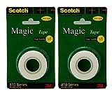 #8: 3M Scotch Magic Tape Refill - Pack of 2