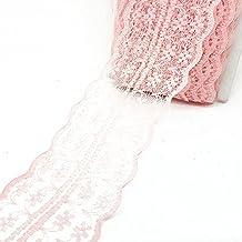 22 M rejilla – Cinta de encaje para novia de estilo vintage en el borde borde