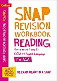 Reading (for papers 1 and 2) Workbook: New GCSE Grade 9-1 English Language AQA: GCSE Grade 9-1 (Collins GCSE 9-1 Snap Revision)