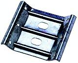 4 Piezas Conectores de estructura Conector en ángulo Conectores mesa Línea Profesional 80 mm galvanizado