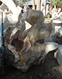 Ozeanfindling Findling Naturstein Meeresgestein Dekostein Großer Stein ONYX Quellstein Findlinge Steingarten Natursteine Hingucker Gartendeko Deko Dekoration Unikat Einzelstück Kräuterspirale Skulptur Trend