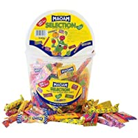 Haribo Maoam Selection Sweet Tub Kids Party Sweets Bucket Variety Pack 1.14kg