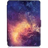 Fintie Kindle Paperwhite Hülle - Die dünnste und leichteste Schutzhülle Tasche mit auto Sleep / Wake für Amazon Kindle Paperwhite (alle Modelle von 2012, 2013, 2015, 2016 und 2017), Die Galaxie