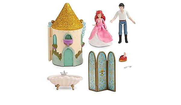 Ariel Set Disney Playset La Sirenetta Store Eric Personaggi vw0PnOymN8
