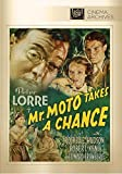 Mr. Moto Takes A Chance by Peter Lorre