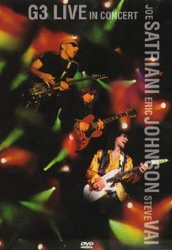 In Concert G3 Live (Satriani/Johnson/Vai - G3 Live in Concert)