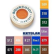 Aquacolor naßschminke 30ml Color 510Azul