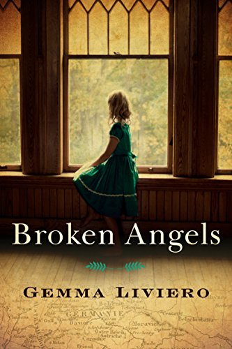 Broken Angels (English Edition) por Gemma Liviero