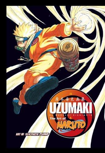 The Art of Naruto Uzumaki por Masashi Kishimoto