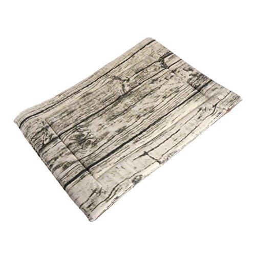 Ueetek cuscino per animali morbido materassino per cani di media taglia per cani di piccola taglia, 56x40 cm