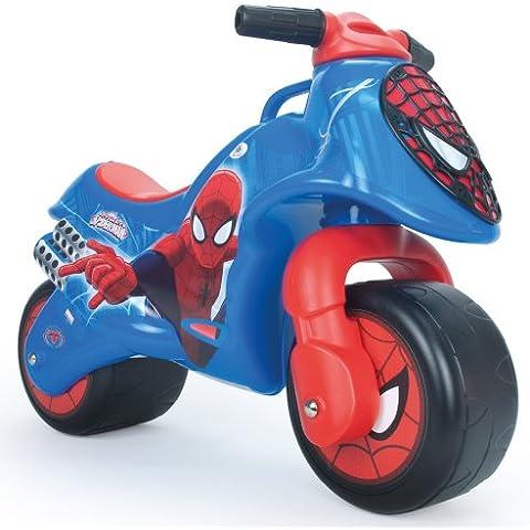 Injusa 706024 - Moto/Correpasillos Spiderman + 18 Meses