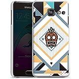 Samsung Galaxy A3 (2016) Housse Étui Protection Coque Crâne Abstrait Mexique