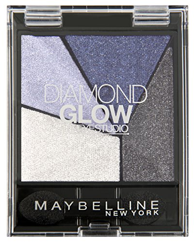 Maybelline Eyestudio Diamond Glow Eyeshadow 03 Blue Drama