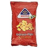 Mayka Bio Erdnuss-Flips, 75 g -