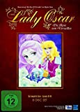 Lady Oscar: Die Rose von Versailles - Die komplette Serie (Episoden 1-40) [8 DVDs] [Collector's Edition]