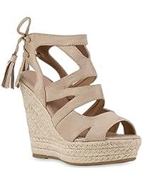 Keilabsatz Schuhe mlRazX