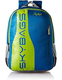 Skybags Footloose Colt 30 Ltrs Blue Casual Backpack (BPFCOP4EBLU)
