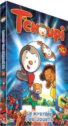 Tchoupi : le mystère des jouets / Jean-Luc François, réal. |