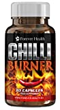 CHILLI BURNER - BURN BODY FAT FAST ! Specially Formulated To Increase THERMOGENESIS Which Causes Your Body to Raise METABOLISM and Burn Fat ! Contains GREEN TEA and CAPSICUM (CHILLI PEPPERS) and Burns Through FAT Like WILDFIRE ! Lose Up 5 Kilos In 12 Week