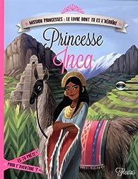 Princesse Inca par Charlotte Grossetête