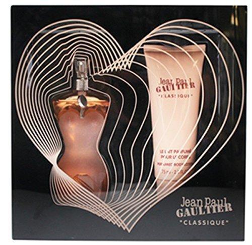 Jean-Paul-Gaultier Classique Eau De Toilette 50 ml Bodylotion & Geschenk-Set