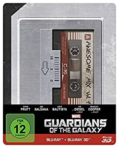 Guardians of the Galaxy(Steelbook) (+ Blu-ray 3D) [Blu-ray]