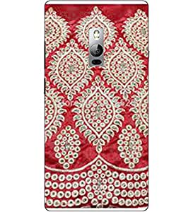 Patterncreations Back Cover For One Plus Two-Printed Designer Hard Case