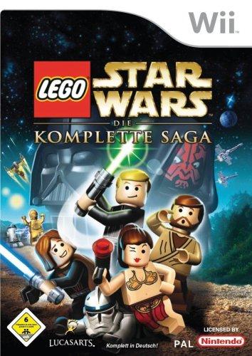 Wii Für Die Polizei-spiele (Lego Star Wars - Die komplette Saga)