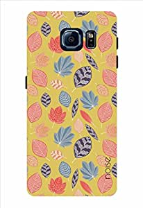 Noise Yellow Jungle Printed Cover for Samsung Galaxy S6