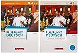 Pluspunkt Deutsch - Leben in Deutschland - Allgemeine Ausgabe: A2: Teilband 1 - Arbeitsbuch und Kursbuch: 120771-7 und 120574-4 im Paket
