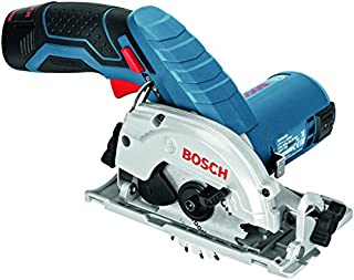 Bosch GKS10,8V-Li Akku-Kreissäge, L-Boxx (B00RGKK5MA) | Amazon price tracker / tracking, Amazon price history charts, Amazon price watches, Amazon price drop alerts