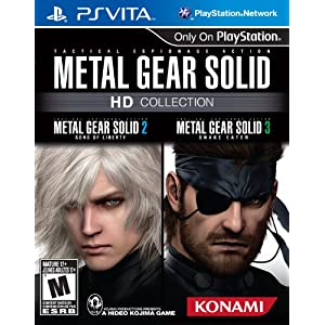 Metal Gear Solid: HD Collection [Import USA]
