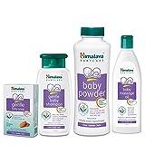 #10: Himalaya BabyCare Combo (Powder 400g, Soap 125g, Oil 200ml, Shampoo 200ml)