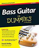 Bass Guitar For Dummies: Book + Online Video & Audio Instruction (For Dummies Series)