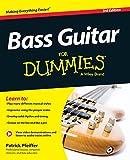Best Guitar Instruction Books - Bass Guitar For Dummies: Book + Online Video Review