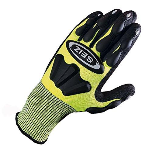 feuerwehrhandschuhe seiz SEIZ HORNET 800260 Universeller Handschuh für Rettungskräfte, Gr. 10