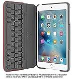 Housse de protection Logitech Canvas avec clavier Bluetooth intégré pour iPad mini...