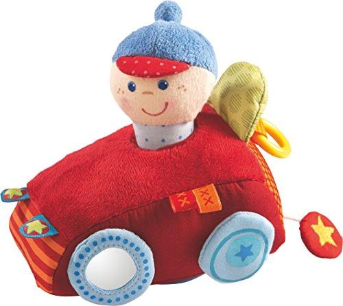 HABA 301734 - Spielfigur Straßenflitzer, Kleinkindspielzeug