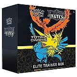 Pokémon - POK80473 - TCG : Hidden Fates Elite Trainer Box - Couleurs mélangées