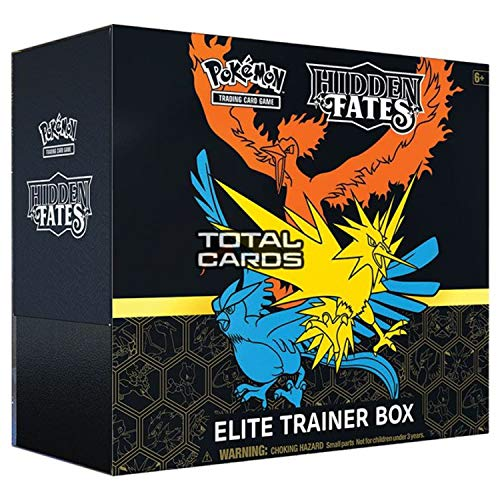Pokémon POK80473 TCG: Hidden Fates Elite Trainer Box