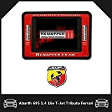 Abarth 695 1.4 16 V T-Jet Tributo Ferrari OBD ECU Remapping et Chip Tuning Outil